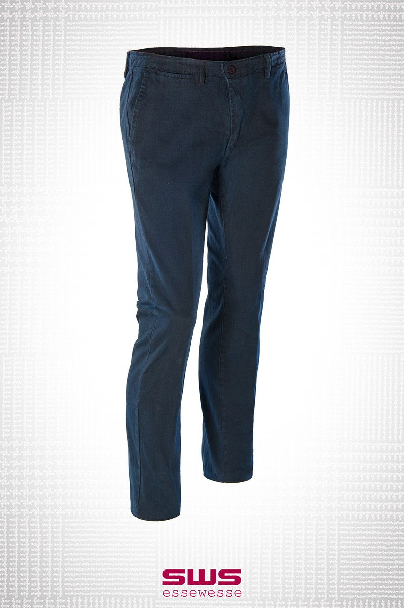 Pantalone Faston Blu Navy