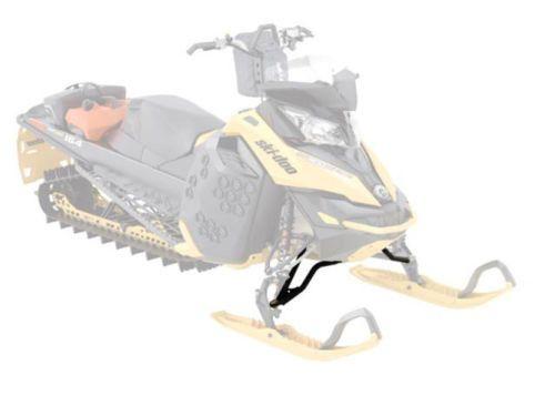 Coppia Trapezi Curvi Ski-Doo