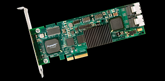 Controller 3Ware Escalade 9650SE-8LP PCI-E SATA2 Raid 64Bit 133Mhz