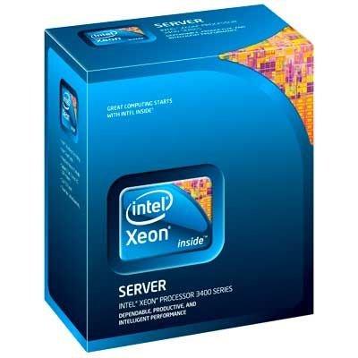 CPU INTEL XEON X3320 QUAD CORE 2,5GHz FSB-1333Mhz BOX