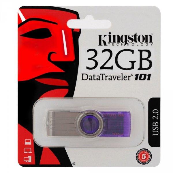 Flash Drive USB  2.0 32Gb Kingston