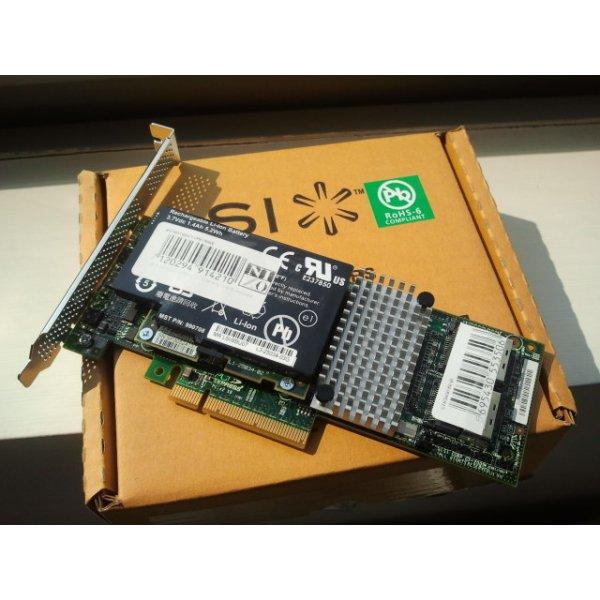 Controller 3Ware Escalade 9750-8l SAS/SATA PCI-EX