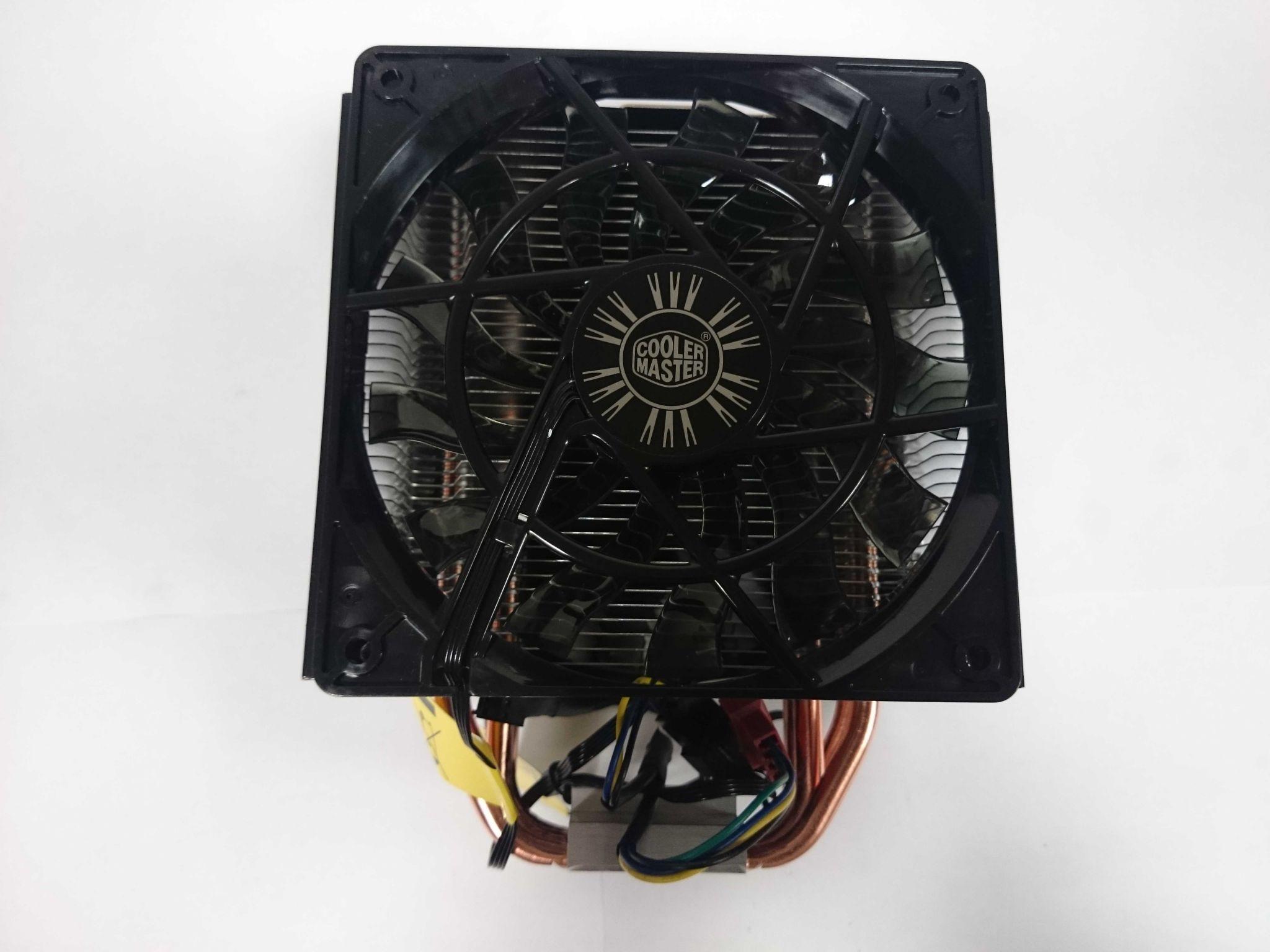 Dissipatore Cpu Cooler Hyper CMY412 Slim LGA1155 Cooler Mast