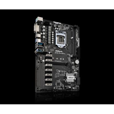 Mainboard Asrock H110 PRO BTC+