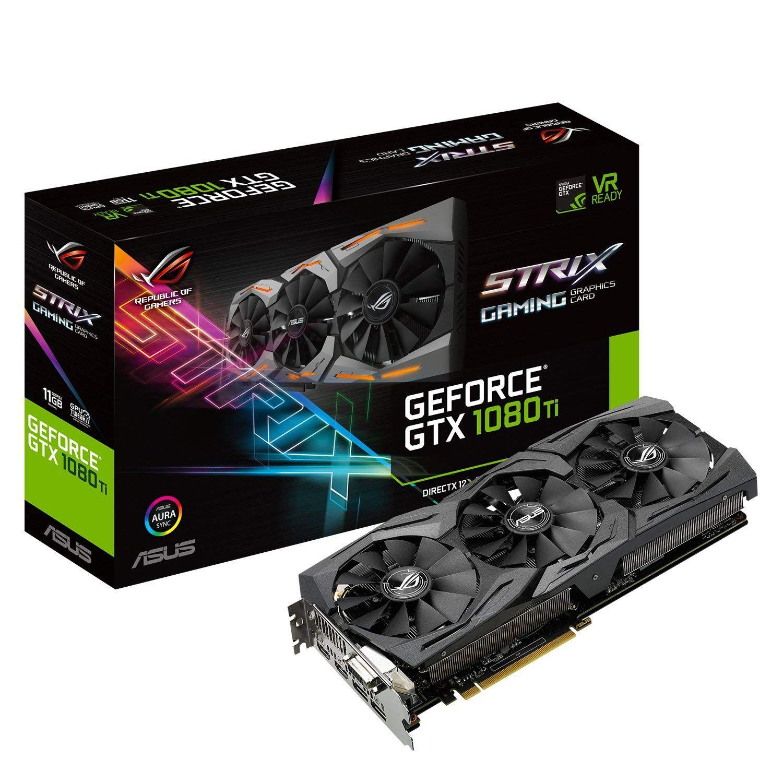 Asus GTX Strix - GTX1080TI 11G
