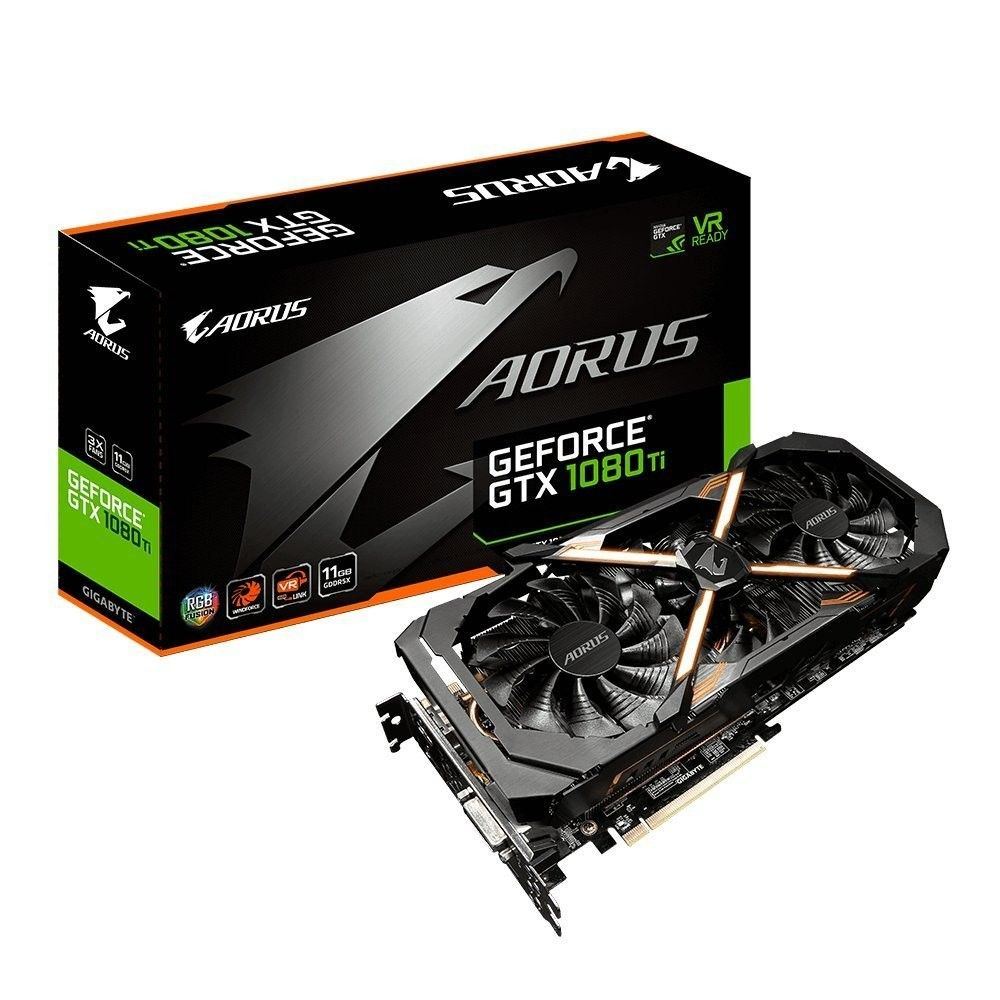 AORUS GeForce GTX 1080 Ti 11Gb