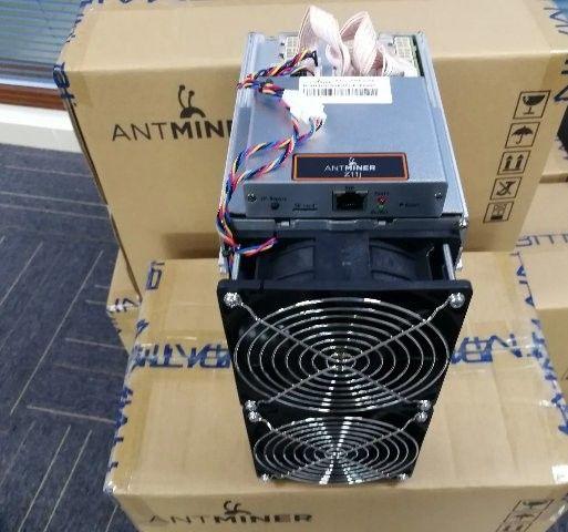 Bitmain Antminer Z11 145 Ksol