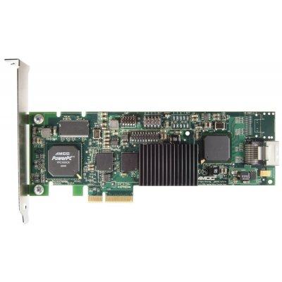 Controller 3Ware Escalade 9650SE-4LP PCI-EX SATA2 Raid 64Bit 133Mhz