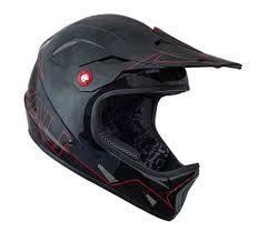 AVATAR Kali Protectives Avatar Mountain Bike Downhill/BMX Helmet team RED L