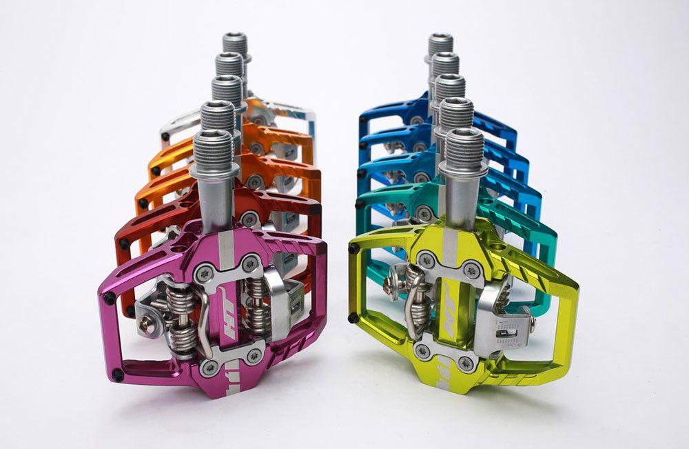 pedali HT Enduro Race T1. Vari colori