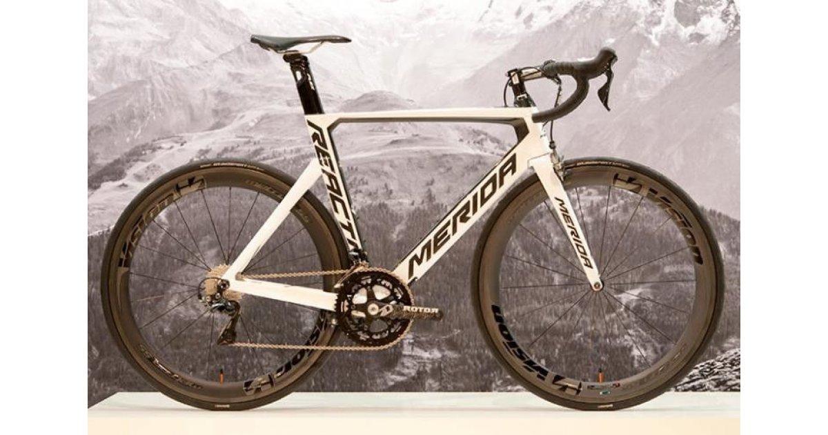 10 Bici Da Corsa Merida Reacto Da Ltd Dura Ace 2017 Taglia Sm 52 Bici E Telai Bici E Telai Strada Merida Shop Online Cristal Bike