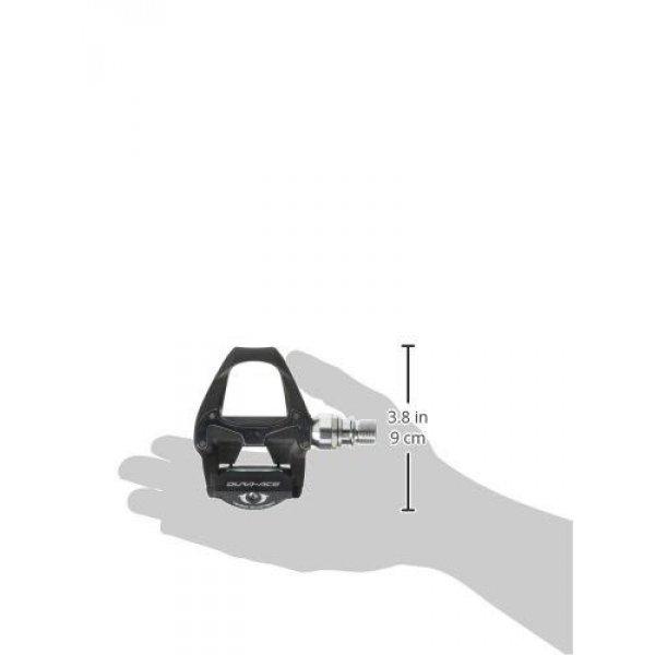 Shimano Dura Ace 9000 Pedali, Nero