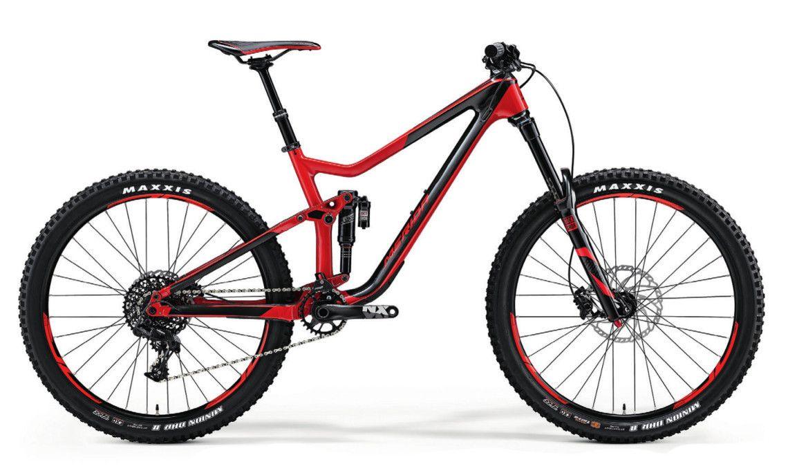 Bici Merida MTB ONE-SIXTY 5000 CARBON FRAME