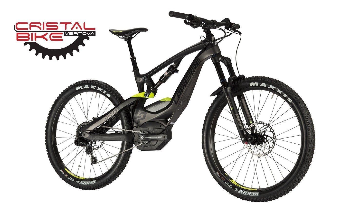 Bici elettrica Lapierre OVERVOLT AM 600+ CARBON Bosch 2018 ...