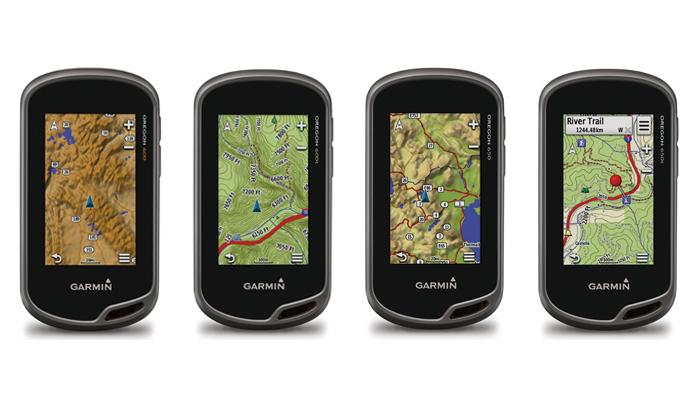 OREGON 650 NAVIGATORE GPS GARMIN