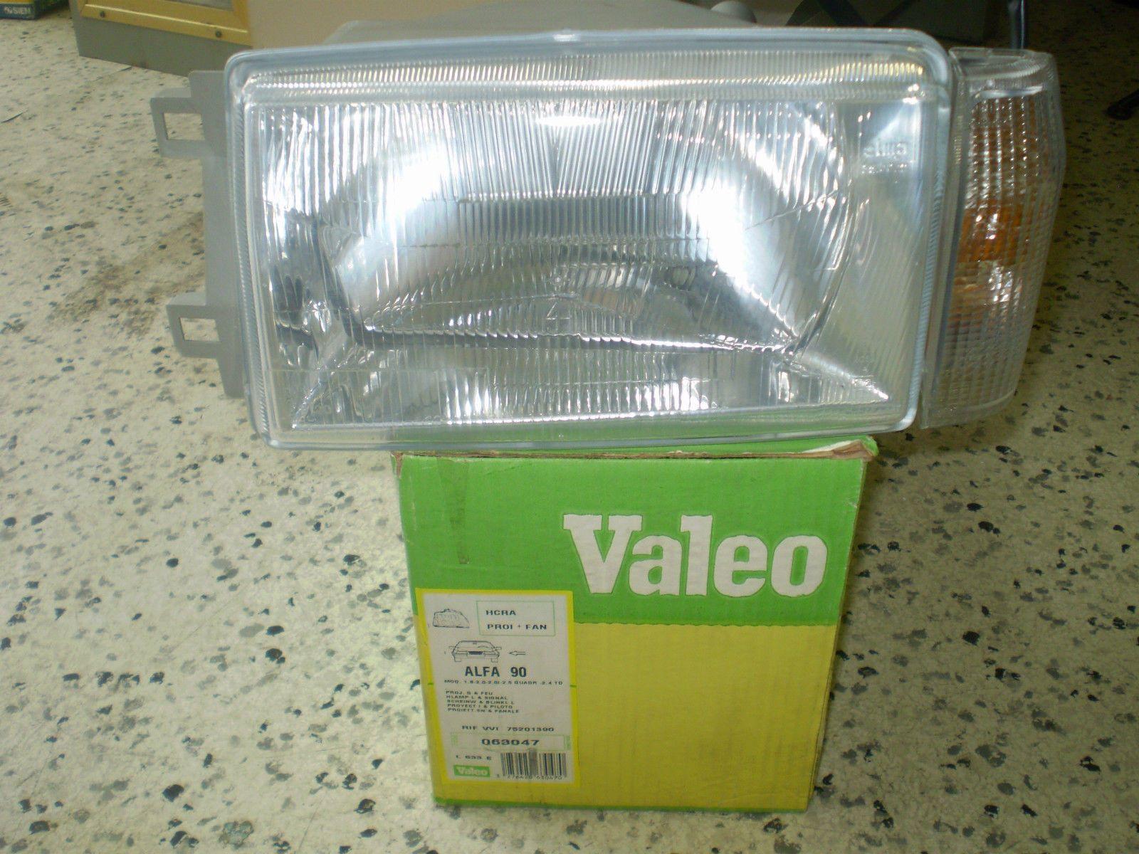 FARO SX ALFA 90 COD. VALEO 063047