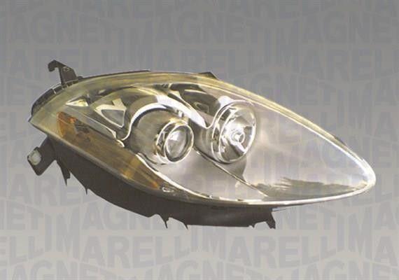 FARO SX C/CAF FIAT BRAVO 2007-> COD.MARELLI 712437101129