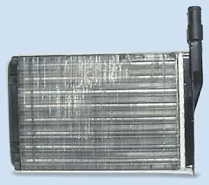 RADIATORE RISCALDAMENTO FORD FIESTA III 89->1997 COD.MARELLI BR156