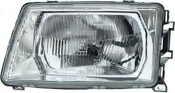FARO DX AUDI 100 H4 C/CORR. DEL 1982 COD.HELLA 1AH004089081