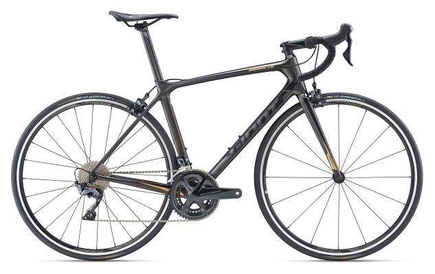 BICICLETTA GIANT TCR ADVANCED 1 ULTEGRA 11v