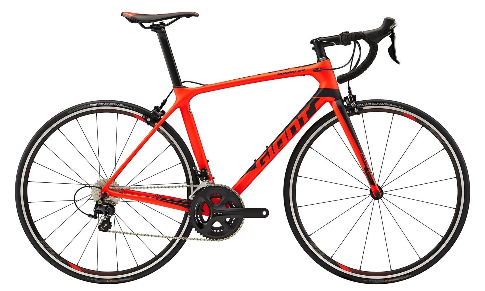 BICICLETTA GIANT TCR ADVANCED 2