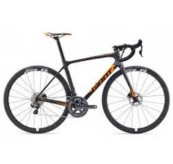 BICICLETTA GIANT TCR ADVANCED PRO DISK ULTEGRA Di2