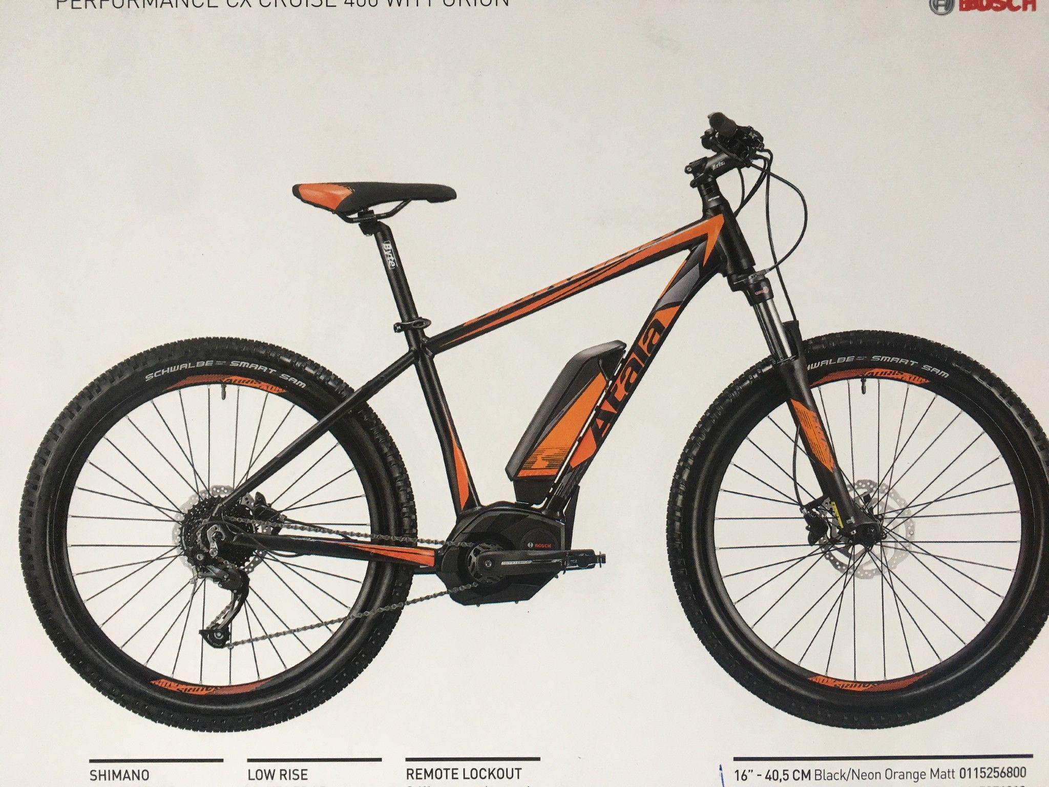 Bicicletta E Bike Atala B Cross Cx400