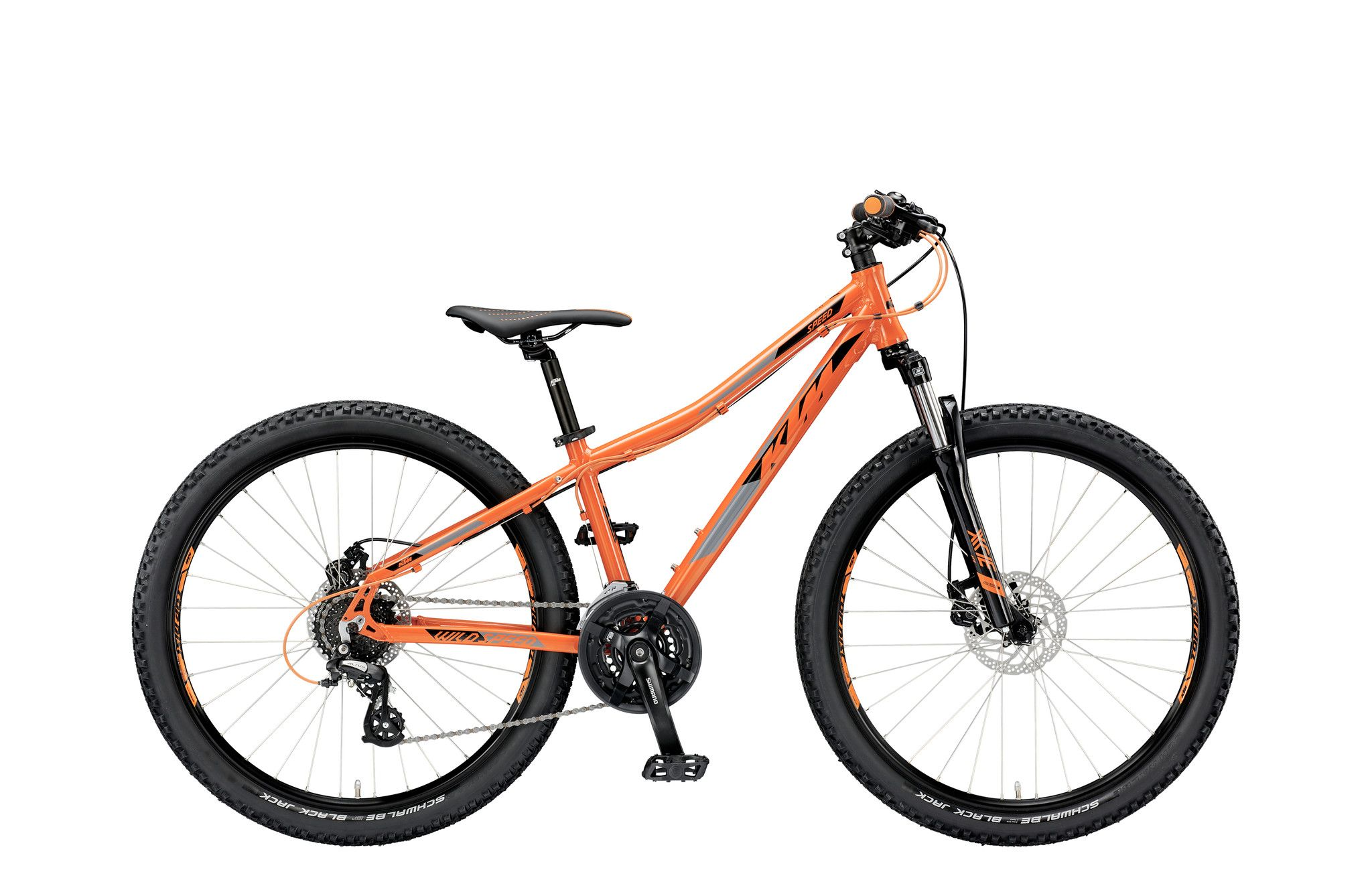 BICICLETTA KTM WILD SPEED 26 MECC. DISC
