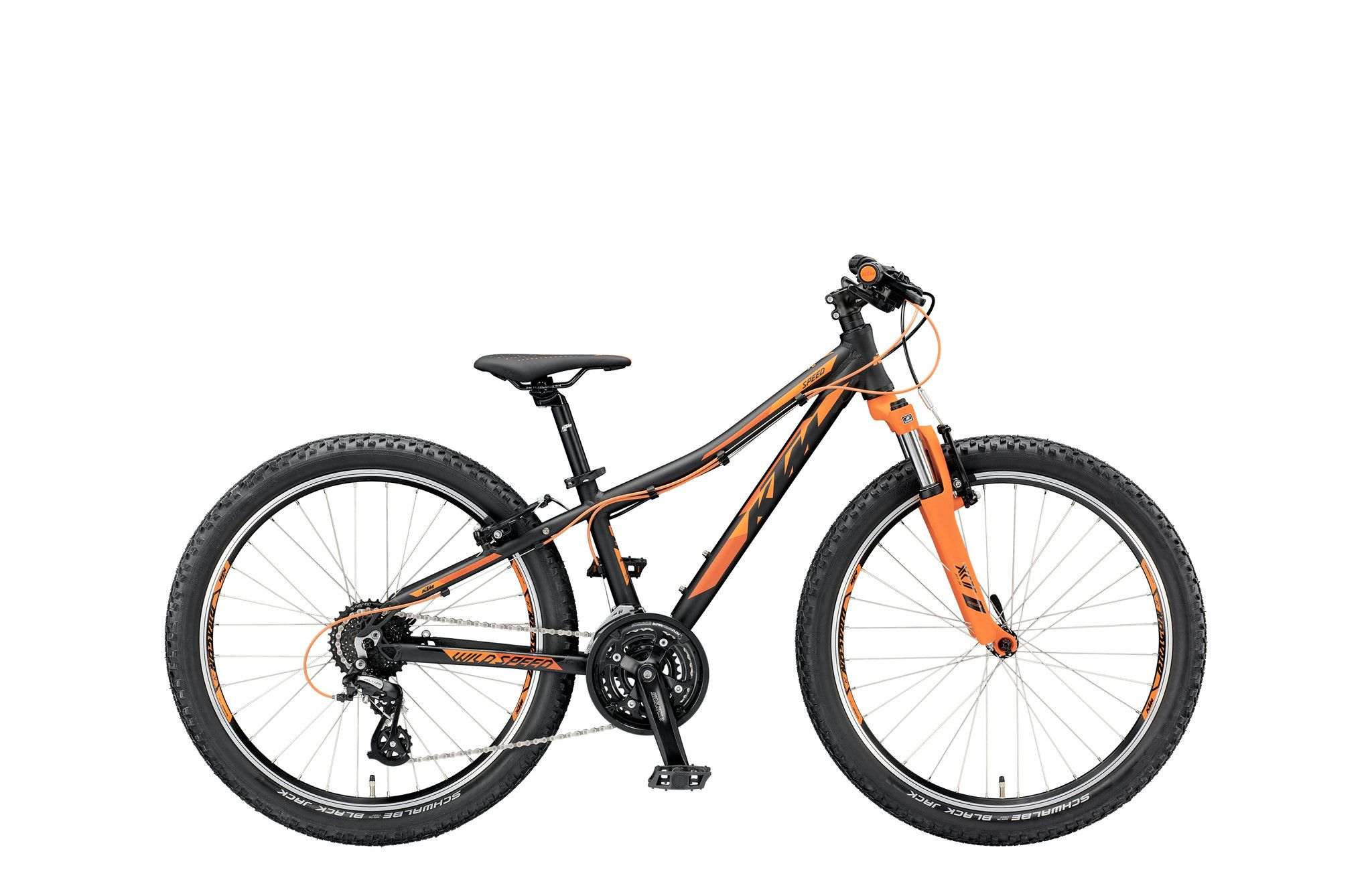 BICICLETTA KTM WILD SPEED 24 V-BRAKE