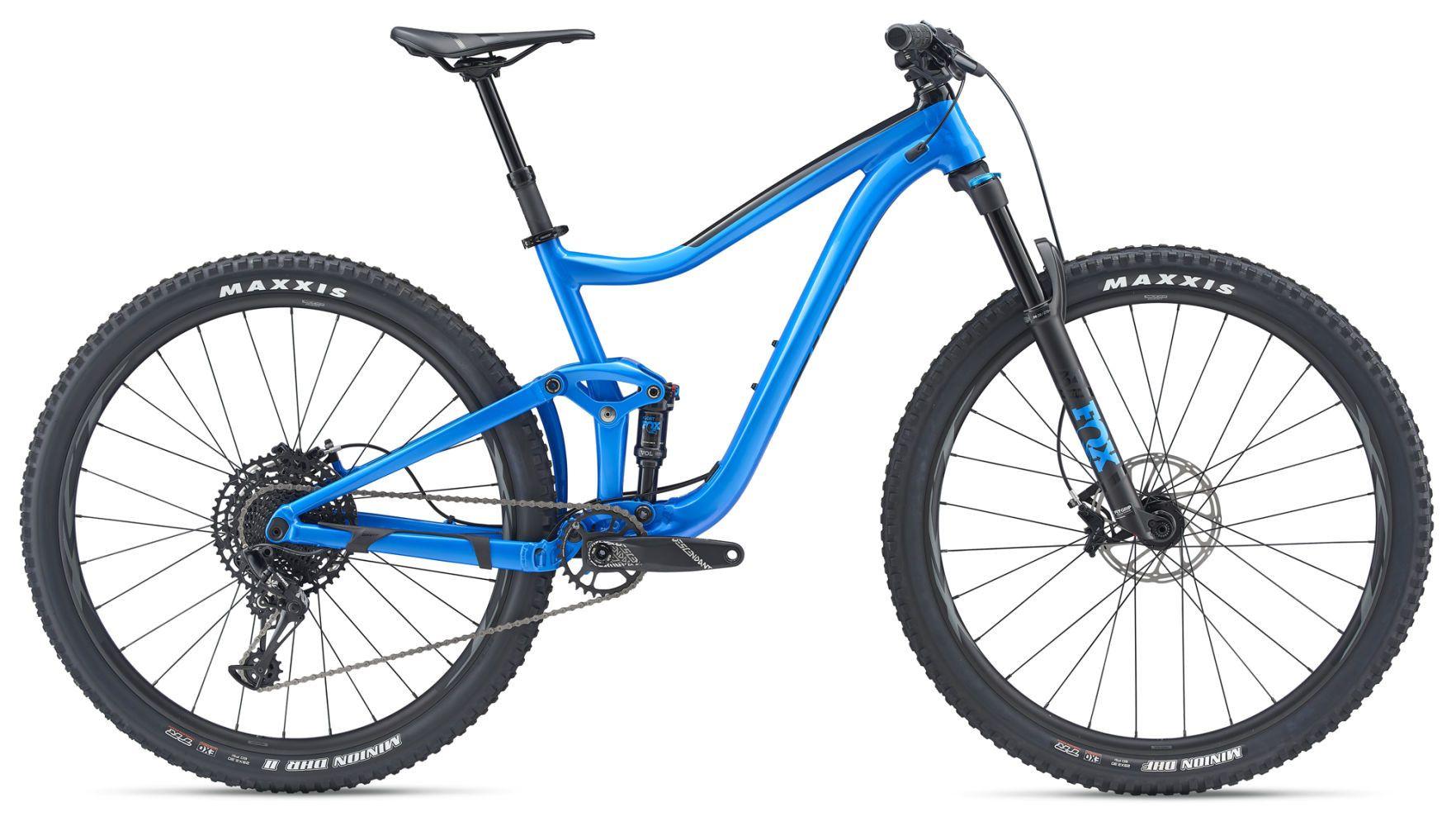 Bicicletta Giant Trance 29 2