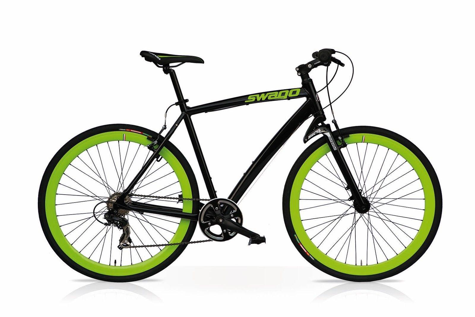 Bicicletta Smp Swago 28
