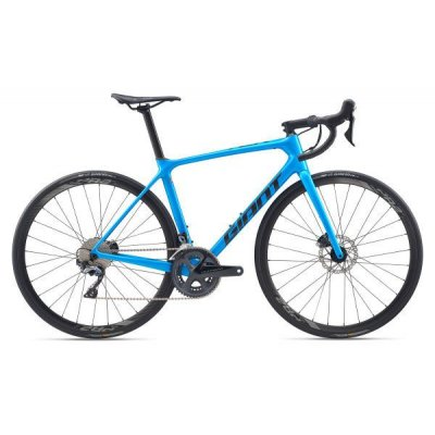 BICICLETTA GIANT TCR ADVANCED 1 DISC KOM