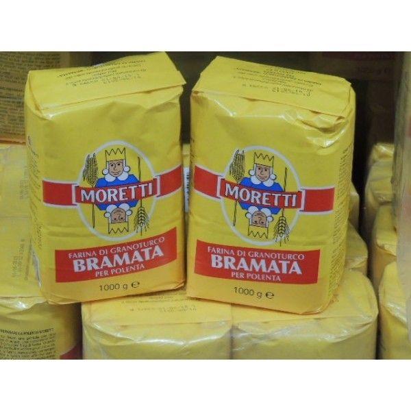 Moretti Polenta Bramata Kg 1