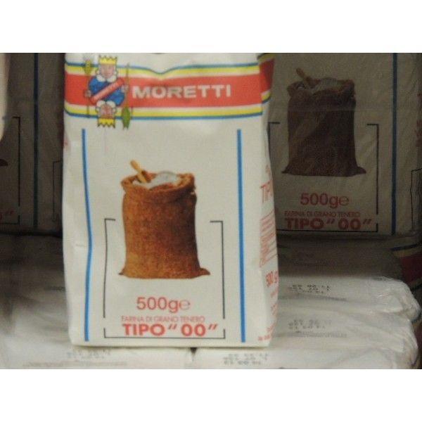 Moretti Farina 00 gr. 500
