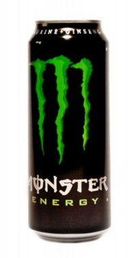 Monster Energy Dr. Verde CL 50