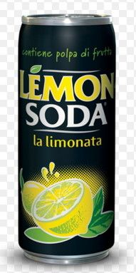 Lemonsoda Zero Lattina CL 33
