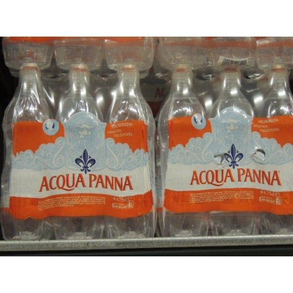 Acqua Panna Naturale CL 75 X 6