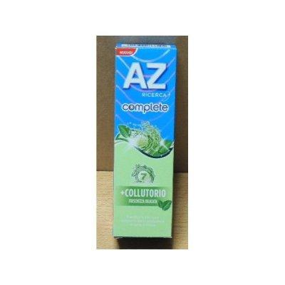 Dentifricio AZ Complete + Collutorio ml 75