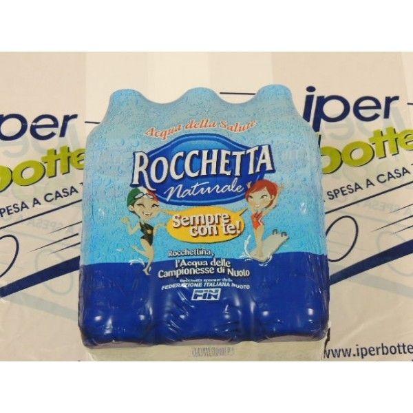 Acqua Naturale Rocchetta cl 50 X 6