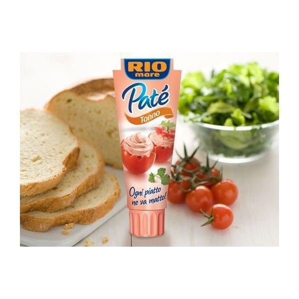 Patè Rio Mare Al Tonno gr. 100