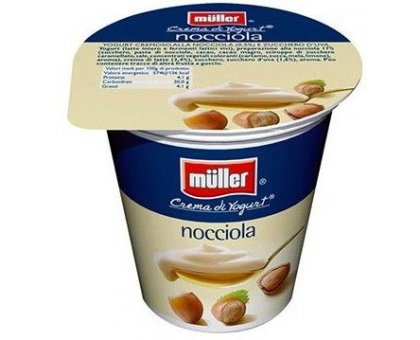 Yogurt Muller gr 125 Nocciola