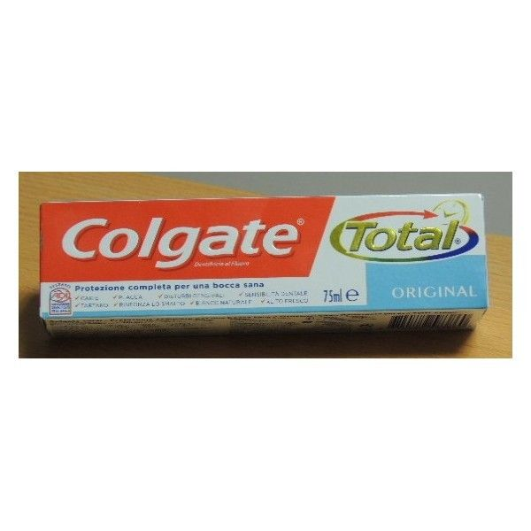 Dentifricio Colgate Total ml 75