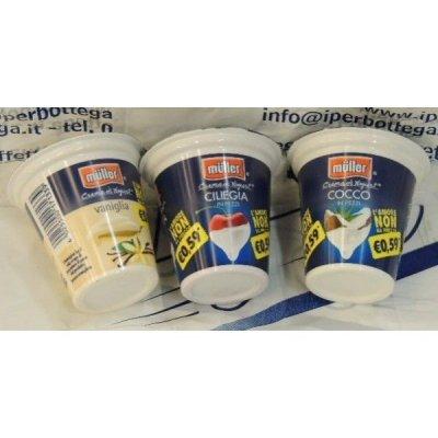 Yogurt Muller gr 125 Ciliegia