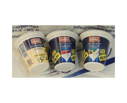 Yogurt Muller gr 125 Vaniglia