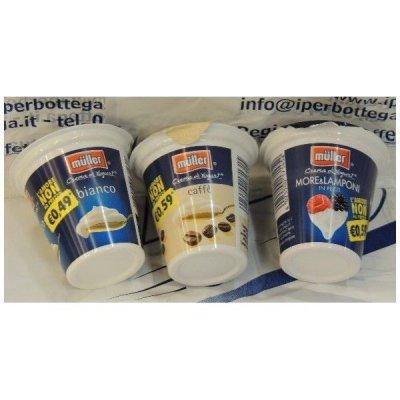 Yogurt Muller gr 125 More Lamponi