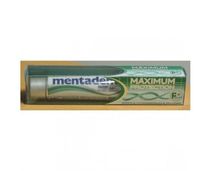 Dentifricio Mentadent Maximum Protection ML 75