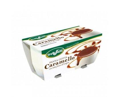 Panna Cotta Trevalli 200 Caramello