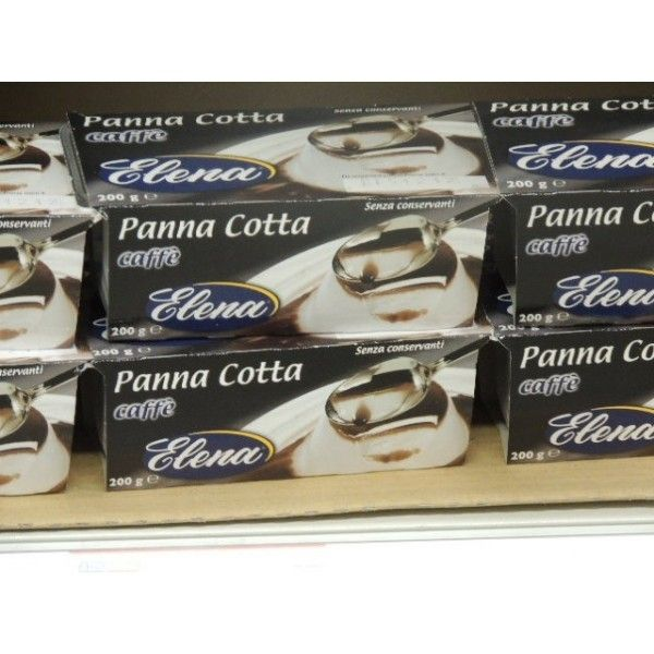 Panna Cotta Elena 2 X 100 Caffè