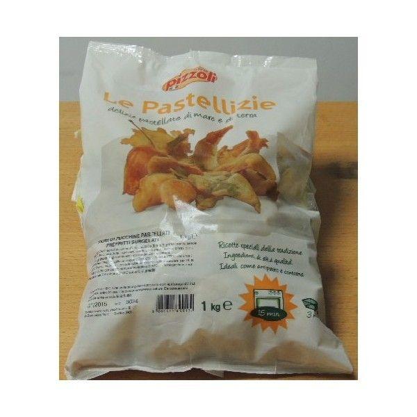 Fiori di Zucchine Pastellate kg 1 Pizzoli