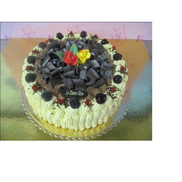 Torta Foresta Nera x 10 persone La Dolce vita